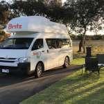 Powered Caravan Sites Bunbury