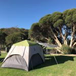 Powered Tent Site - Camping Bnbury