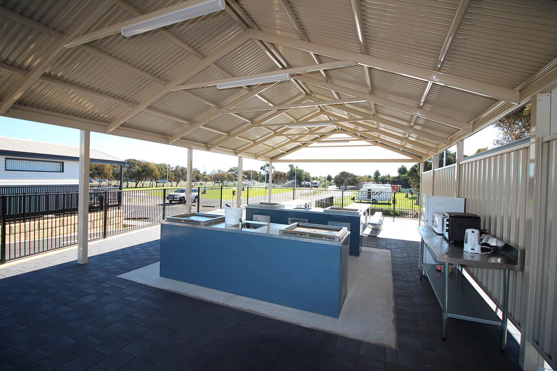 Powered Caravan Sites RV Motorhome Bunbury - Riverside Park
