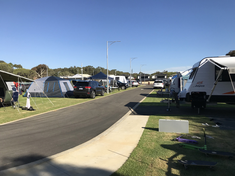 Camping Bunbury - Powered Tent Sites | Riverside Park Eaton WA